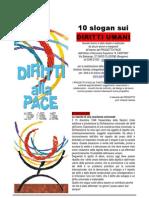 Diritti Alla Pace 2008