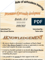 personalitydevelopment-091003104251-phpapp02