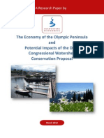 Olympic Peninsula Report