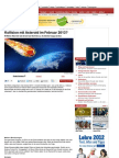 Kollision Mit Asteroid Im Februar 2013 - Www-oe24-At-1