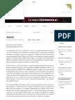 04-03-12 Juicio- Colegio Nacional de Economistas presenta proyecto nacional de desarrollo