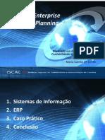 Sistemas ERP - apresentação