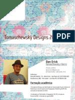 Dan Erick Tomaschewsky Portfolio 2012