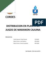 Cajuina Distribucion en Planta (Final)