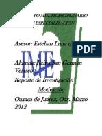 REPORTE DE INV.