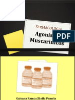Agonistas Muscarinicos [Autoguardado]