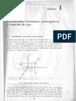 Análisis Vectorial y Tensores Cartesianos - Bourne-Kendall (Capítulos 1 y 2)