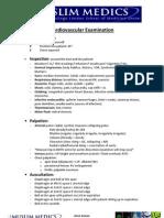 Cardiology Tutorial Handout 2010