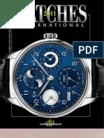 Watches International 2011
