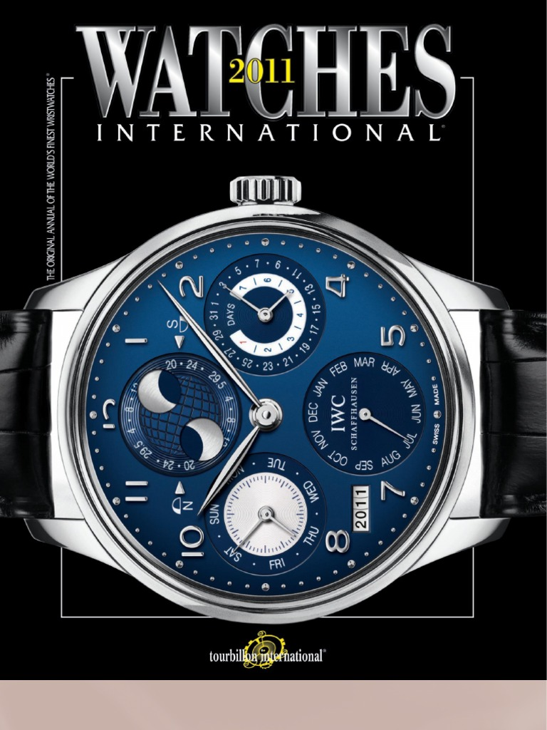 Watches International 2011 | Watch | Fashion Accessories