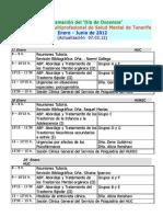 Enero-Junio 2012 UDMSM