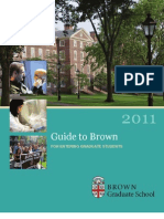 Guide to Brown