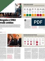 UN - Ban Ki-moon in Angola