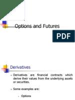 Option and Future
