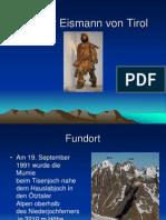 Ötzi- Der Eismann von Tirol