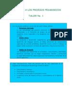 Induccion a Procesos Pedagogicos Ii2929012