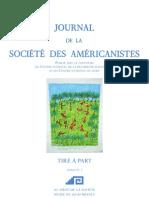 Aliança, chefia e regionalismo no Alto Xingu