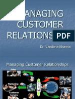 3_Managing Customer Relationships