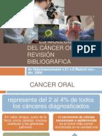 Bases moleculares del cáncer oral