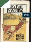 Ragnar Benson Survival Poaching