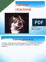 Diabetes Gestacional Nelson.