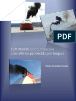 Seminario Contaminación atmosférica producida por buques