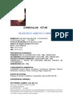 Curriculum Vitae Francisco[1][1]