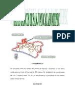 Datos Basicos de San Juan Cacahuatepec