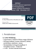 Referat Dehisensi (Sintia Dewi SMK)