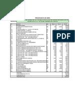 Presupuesto Final FINAL-Cronograma TUCUMARCA