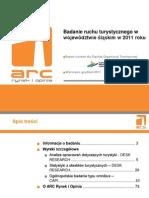 2011 Raport_Badanie-ruchu-turystycznego-w-woj. śląskim