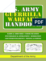 U.S. Army Guerrilla Warfare Handbook - Department of the Army