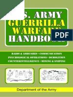 U.S. Army Guerrilla Warfare Handbook - Department of the Army