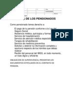 Derechos de Los Pension a Dos