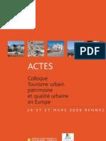 Tourisme urbain
