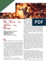 [Aventura] D&D 3.5E - Eberron - El Foso del Señor del Fuego - Fragmentos de Eberron parte 3 - Traducido de revista Dungeon 125