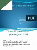 Reza Alfalah Langkah- Langkah Membuat RPP(Tugas Tambahan)