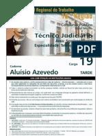 TRT - 2005 - PROVA 1