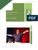 The Secret Lives of Links