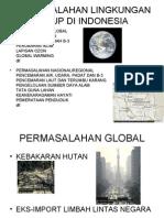 Permasalahan Lingkungan Hidup Di Indonesia
