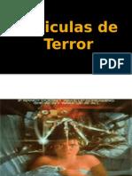 Peliculas de Terror