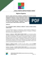 FA PU Regimen Organico 2012-02-29
