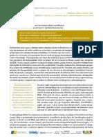 Estruturação do campo de desigualdades no Brasil
