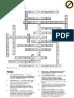 Crucigrama Wilman (Answer Key)