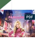 Ashley Tisdale - Sharpay's Fabulous Adventure (Digital Booklet)