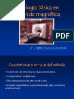 Semiologia Basica en RM
