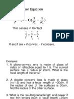 Physics of the Eye
