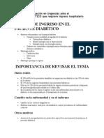 Protocolo de actuación en Urgencias aINSULINA RAPIDA