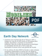 MobilizeU Presentación Español