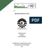 Strukturisasi Materi_reaksi Fisi Dan Fusi